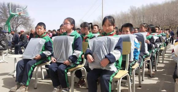 公益活动 | 研色科技心系乡村孩子,又一批爱心书包送到贫困地区!