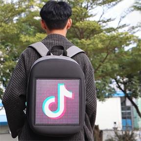 GPRS版LED背包