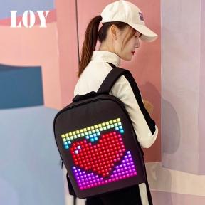 LED闪点pro背包